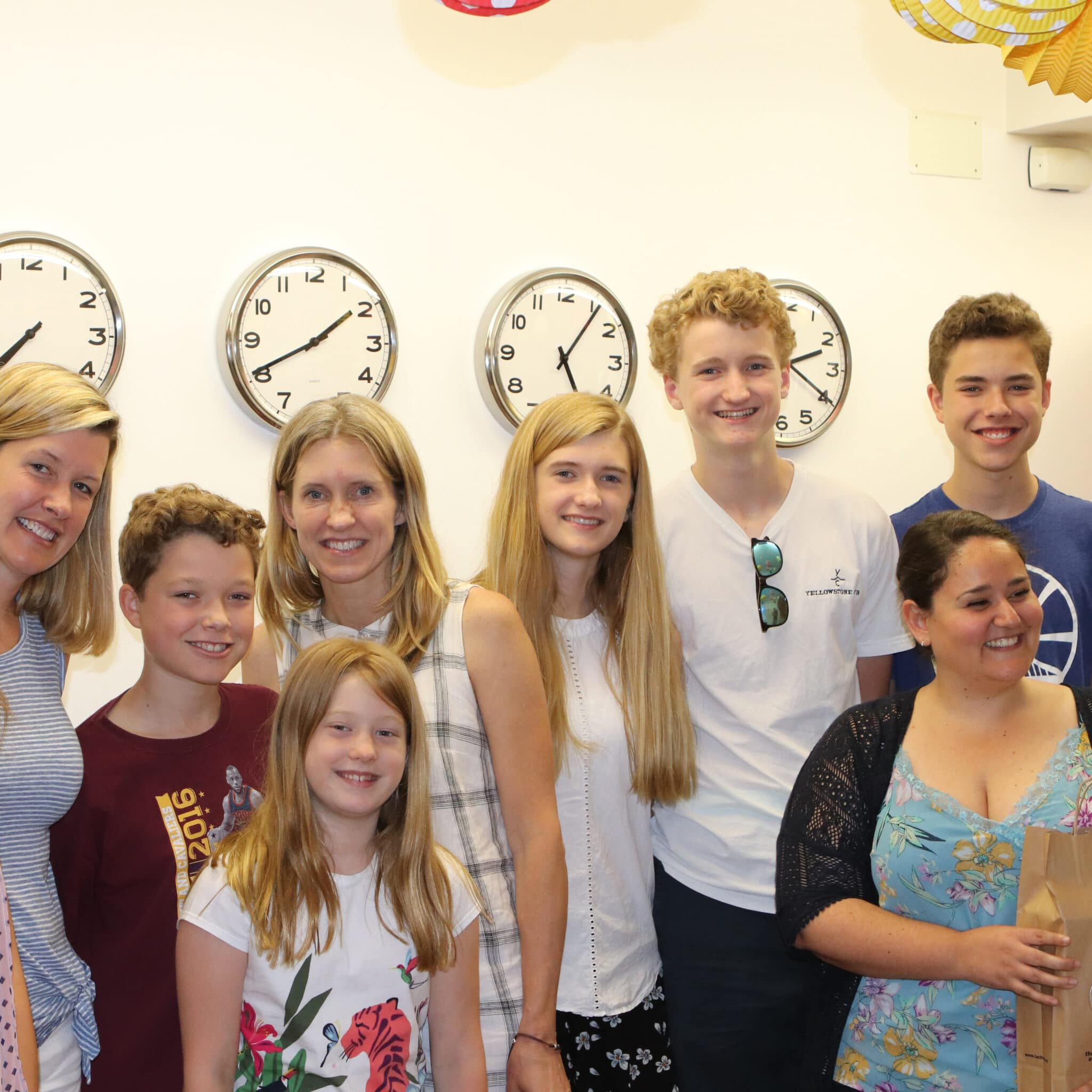 Spanish immersion program for families in Sevilla
