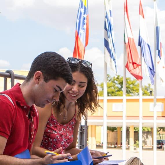 Study abroad in Sevilla - University Pablo de Olavide