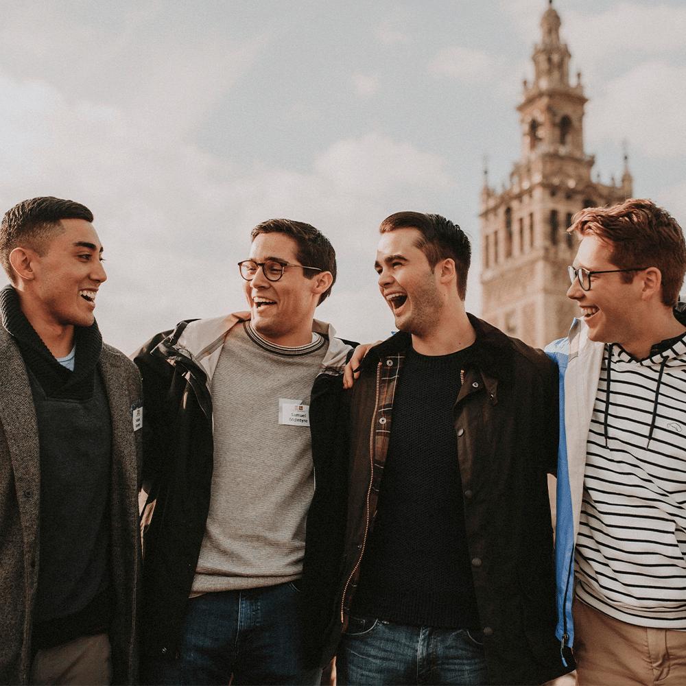 Making friends in Sevilla - Study Spanish abroad