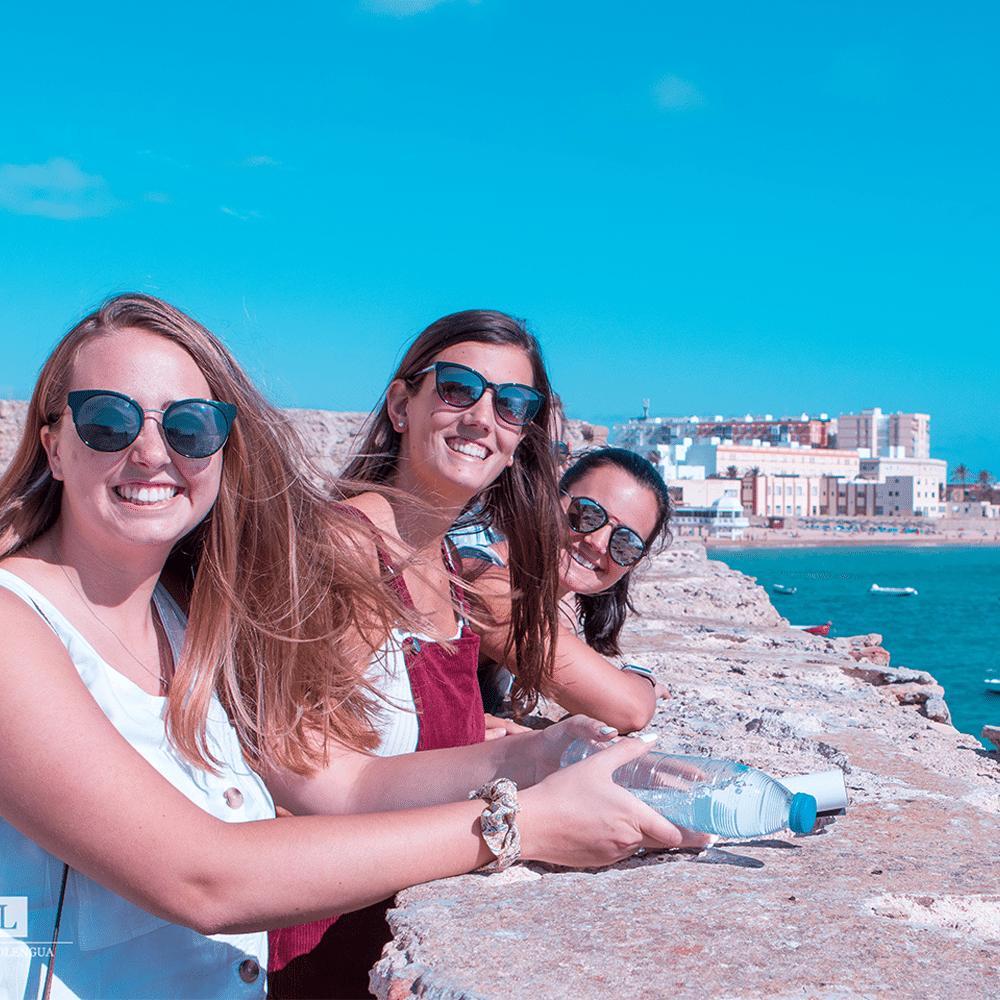 Sightseeing in Cadiz - pre AP Spanish Language program