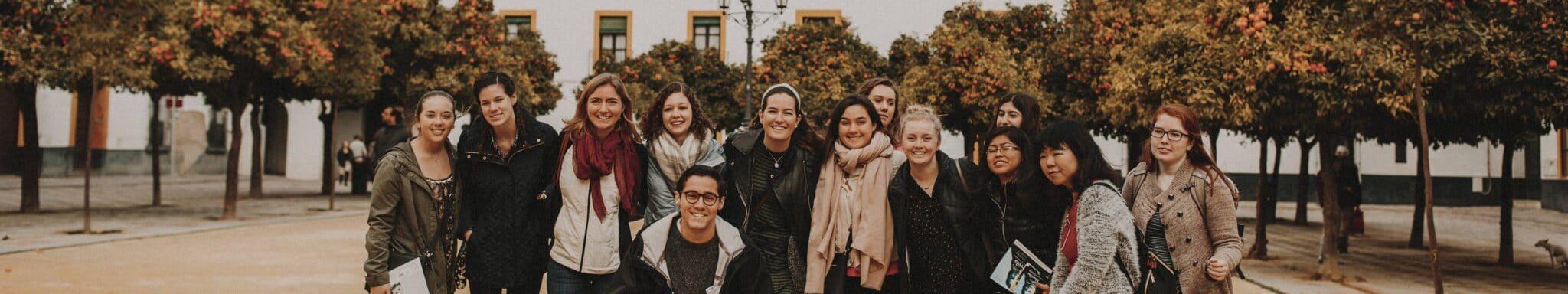 study Spanish abroad - University of Sevilla