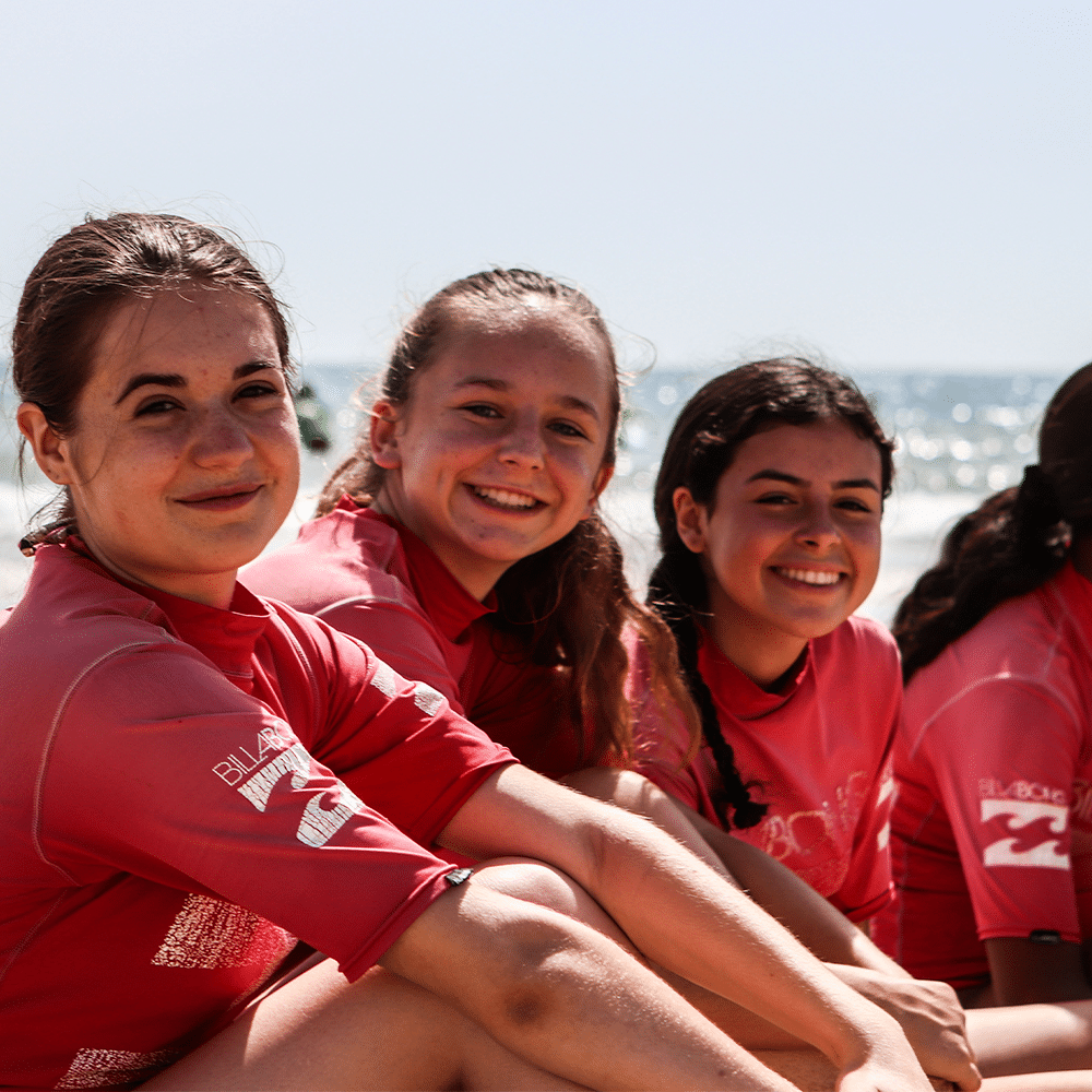 Surfing classes - Service learning trips in Cadiz, Spain
