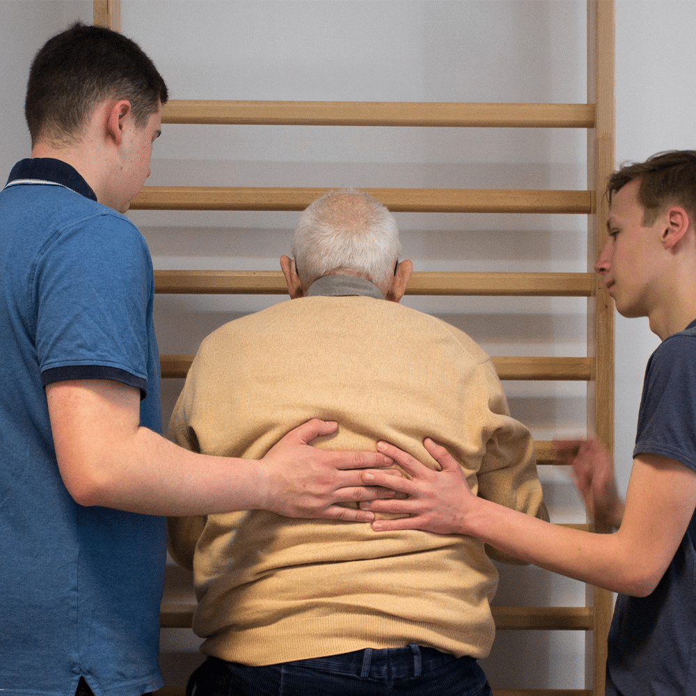 Service learning tours with elderly people in Spain