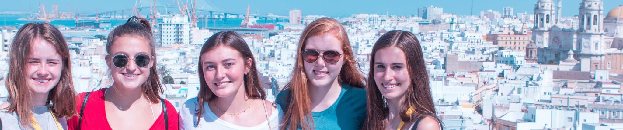 IB Spanish revision course in Cadiz, Spain