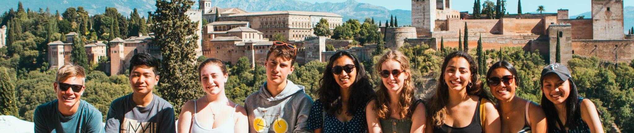School trips in Spain