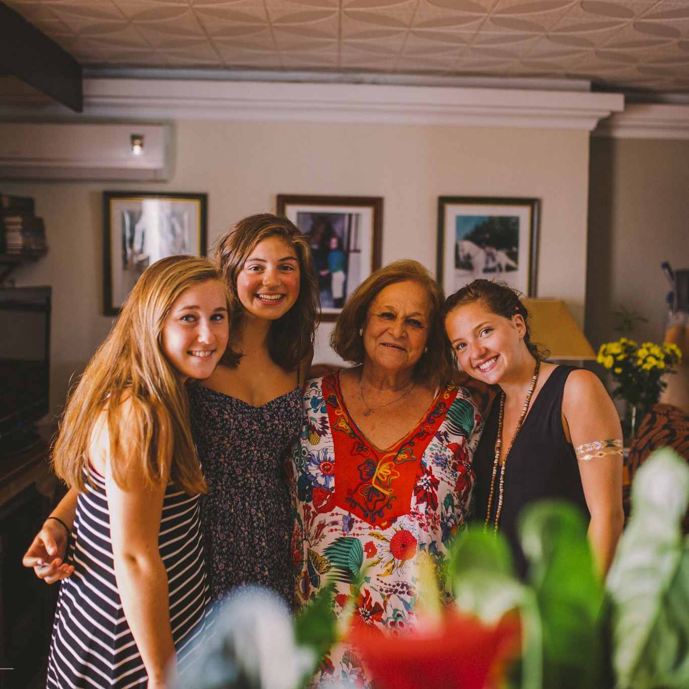 Service learning trips with family homestays in Spain