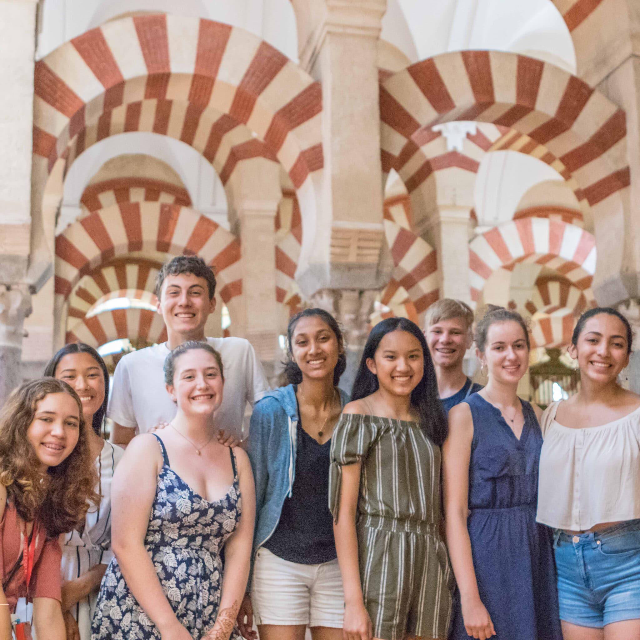 Spanish language immersion trips in Cordoba, Spain