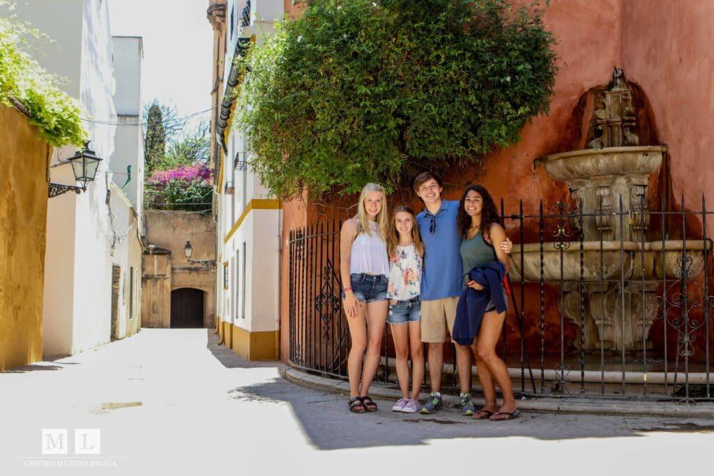 Visiting Barrio de Santa Cruz - one of the best things to in Sevilla, Spain