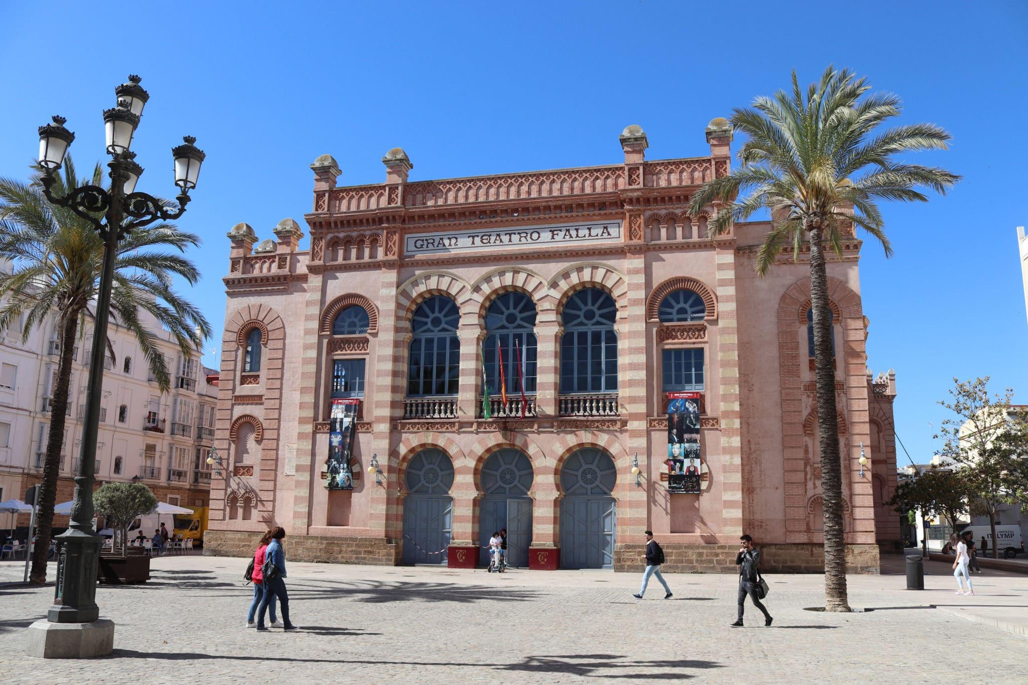 Gran Teatro Falla
