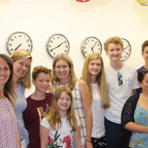 Spanish Immersion Program for Families
