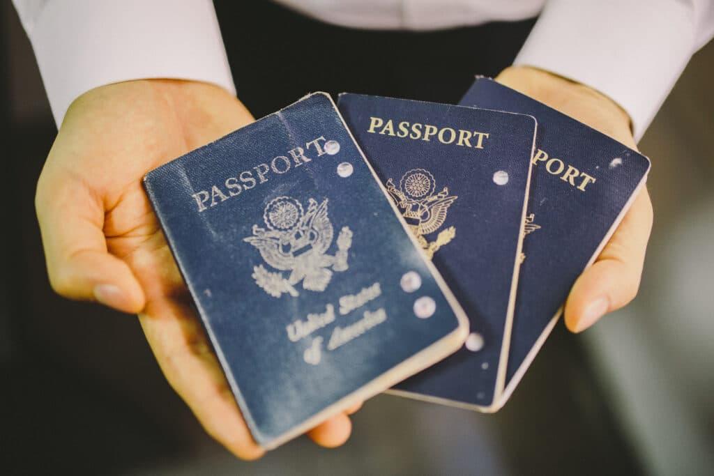 Study abroad checklist - get your passport ready!