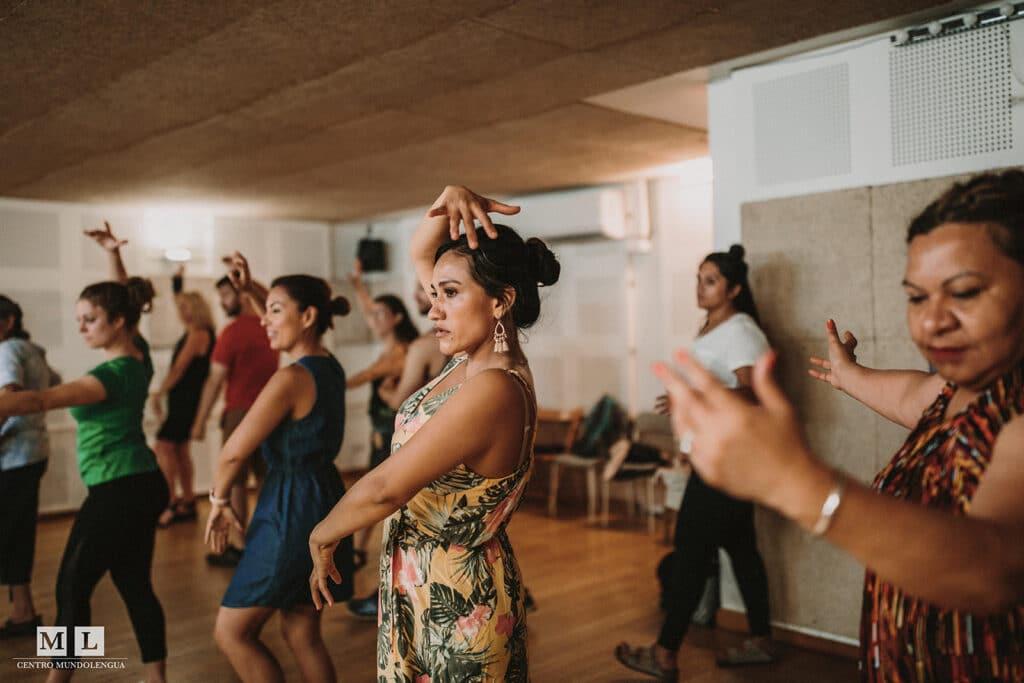AP Spanish workshop in Sevilla, Spain