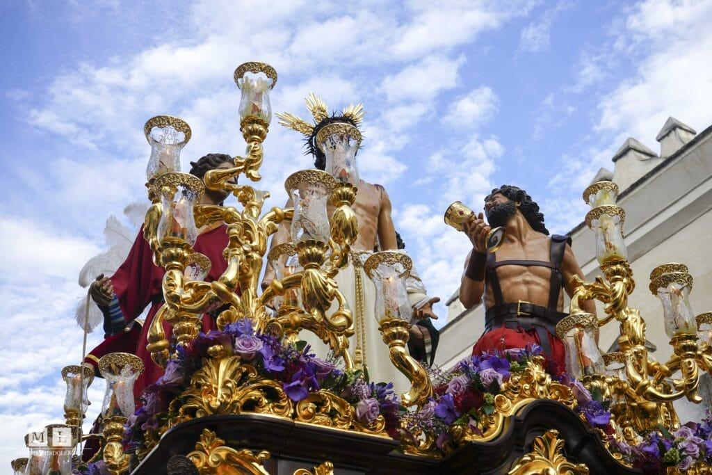 Holy week in Sevilla, Spain