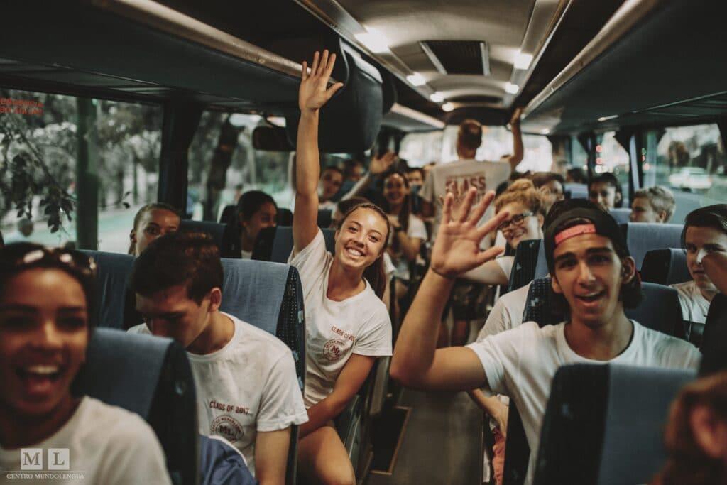 Getting around in Sevilla by bus
