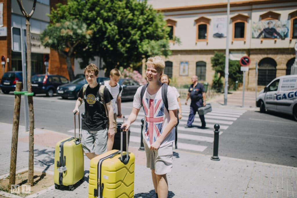 Study abroad packing list for Spain