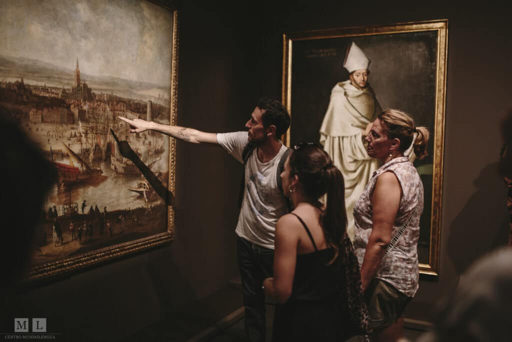Reasons to study abroad in Spain: the museums