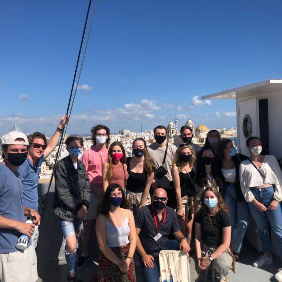 Custom summer study abroad program in Cadiz, Spain