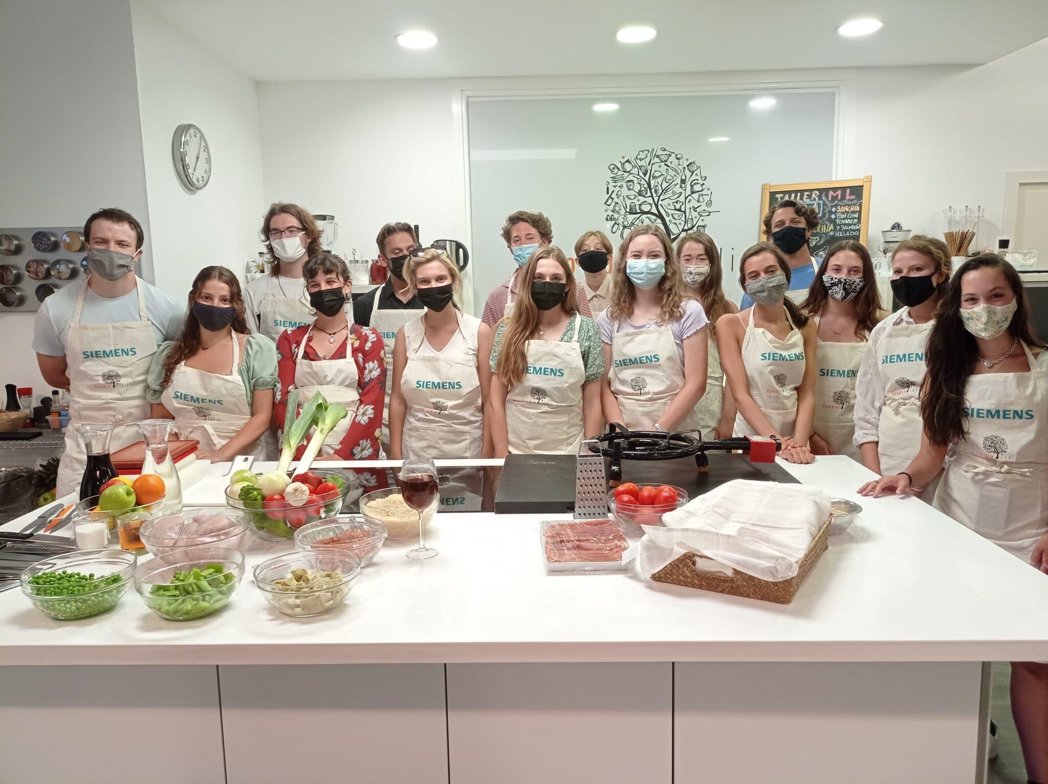 Spanish cooking workshops in Spain