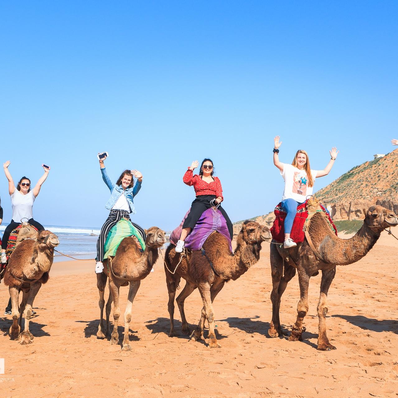 Gap year in Spain - Travel