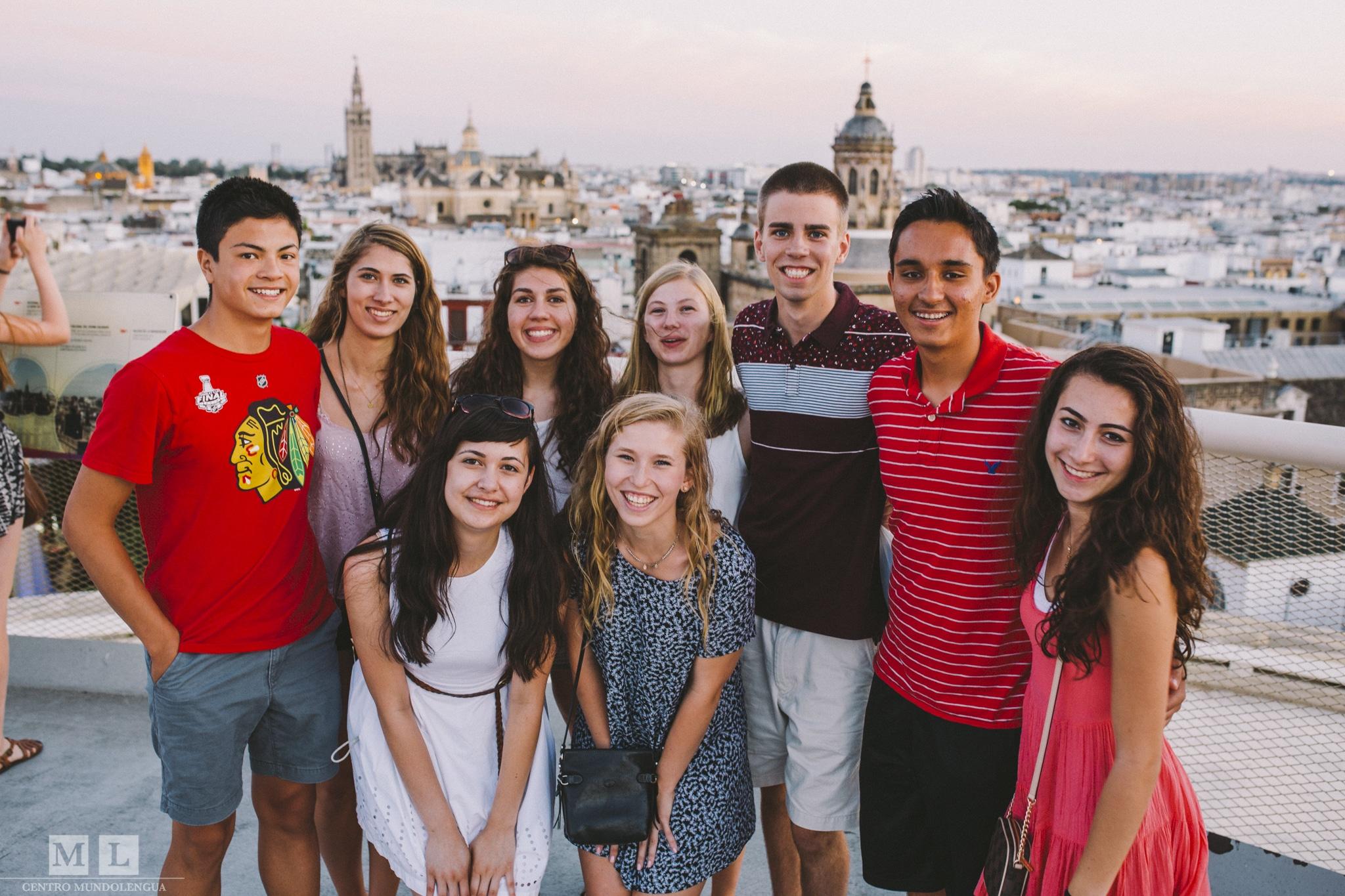 Study abroad in high school